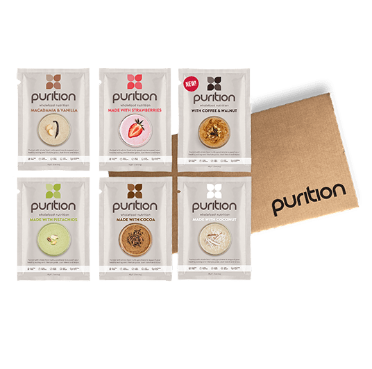 Purition Discovery Boxes & Single Sachets