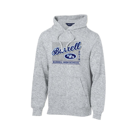 Burrell 2018 Graphic Hoodie