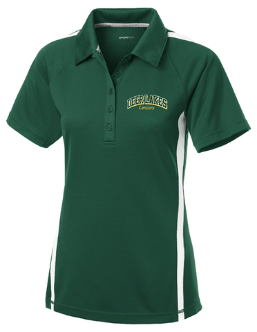 Deer Lakes Ladies Micro-Mesh Polo