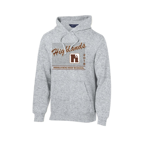 Highlands 2018 Graphic Hoodie