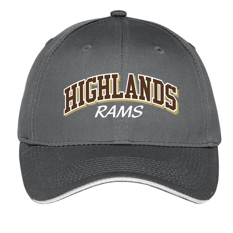 Highlands Sandwich Hat