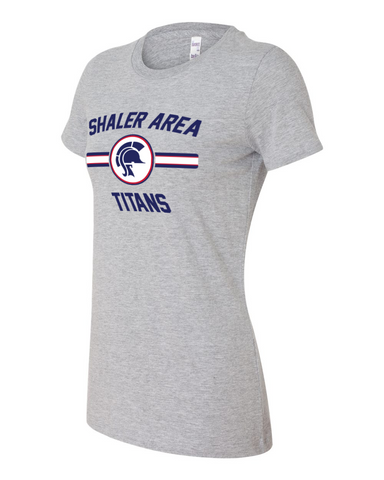 Shaler Titans Ladies Tee