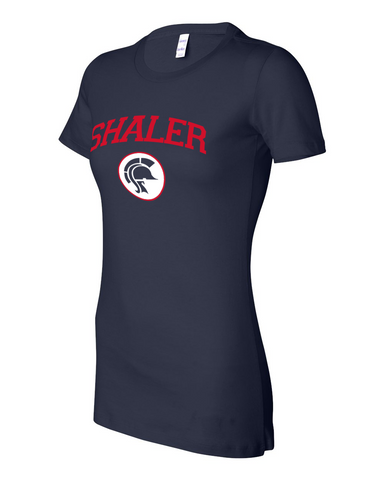 Shaler Logo Ladies Tee