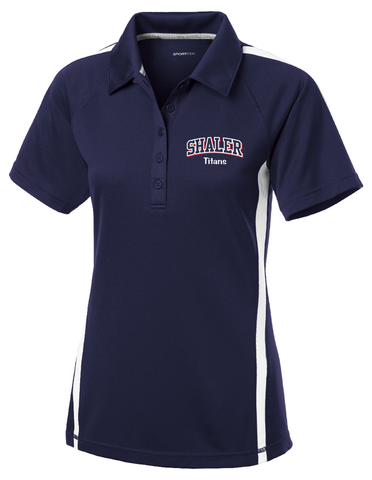 Shaler Ladies Micro-Mesh Polo