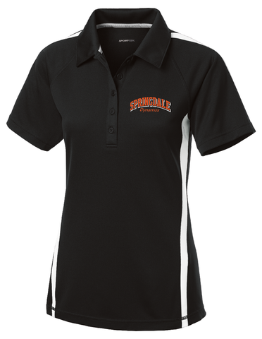 Springdale Ladies Micro-Mesh Polo