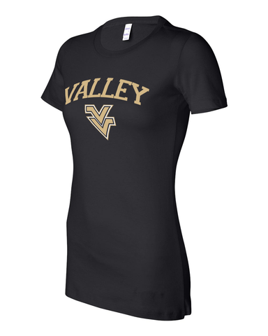 Valley Logo Ladies Tee