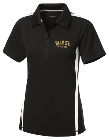 Valley Ladies Micro-Mesh Polo