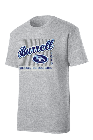 Burrell 2018 Graphic Tee