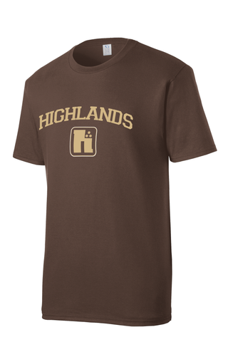 Highlands Logo Tee