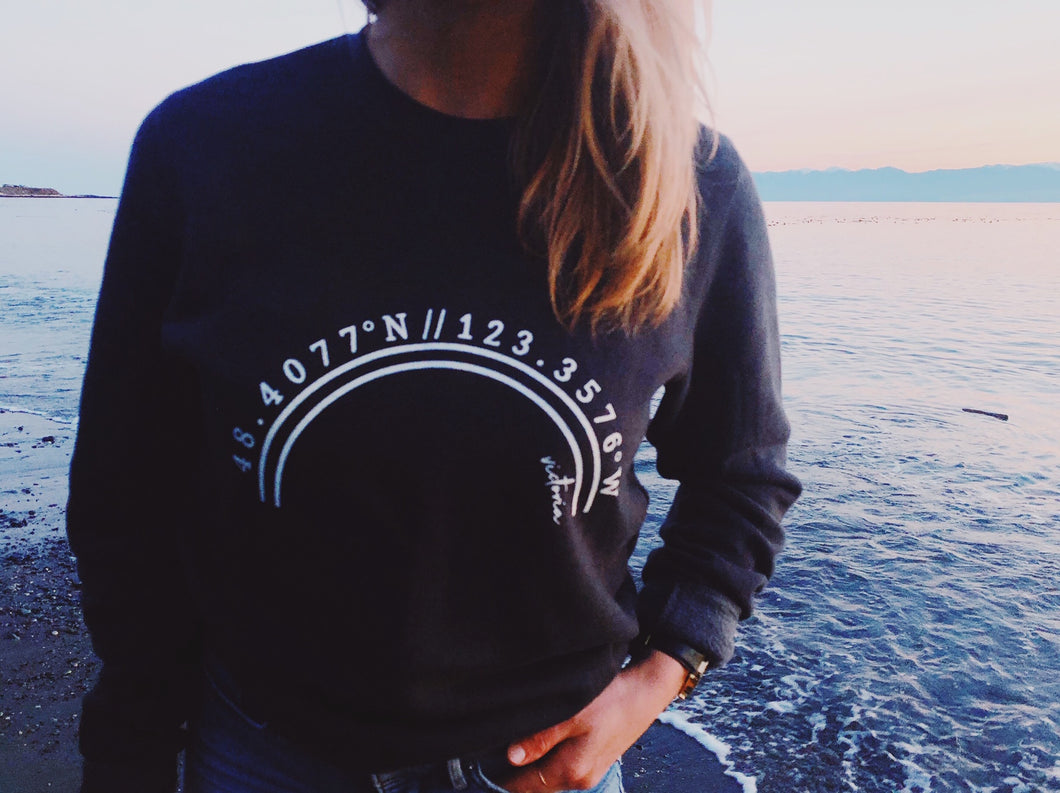 The Victoria Sweatshirt