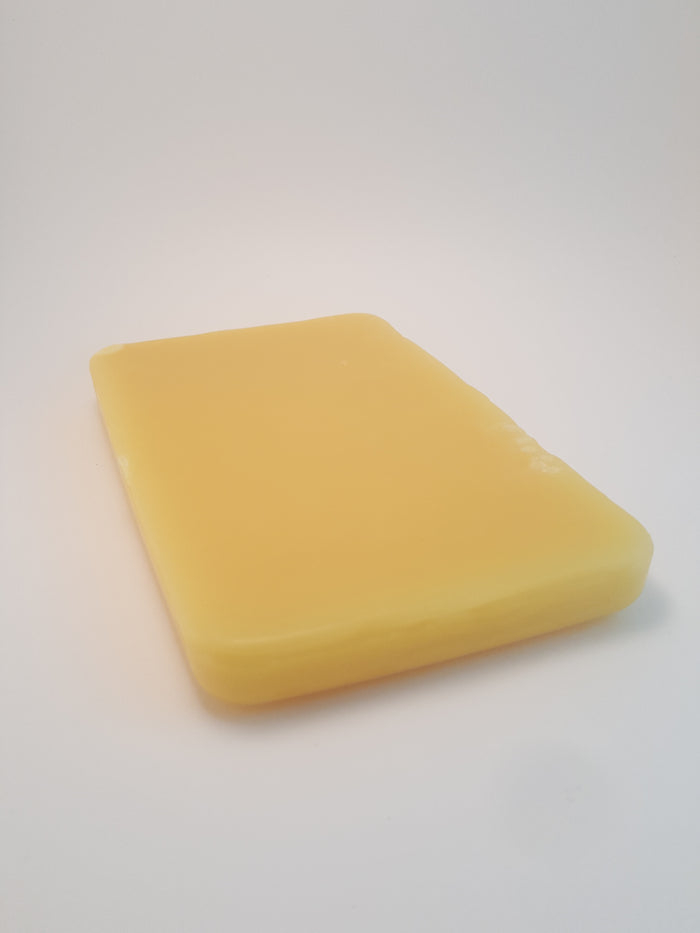 Beeswax 1lb Block Pure Alberta Wax