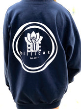 Blue Billicat Established Navy Sweatshirt
