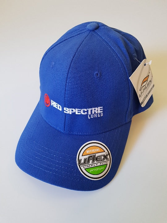Red Spectre Lures have chosen the UFlex Pro-Style cap as our cap of choice. This cap is great for day out Marlin Fishing or on land relaxing after a hard day out Game Fishing.