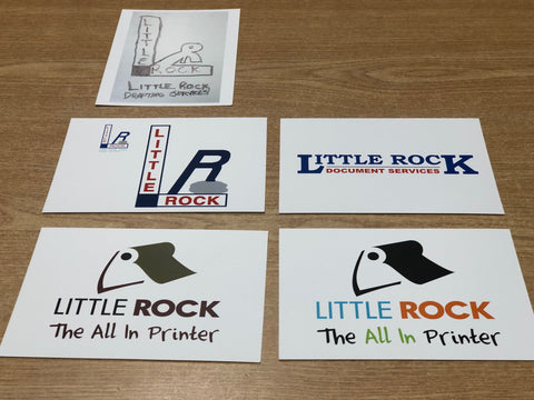 little rock logos