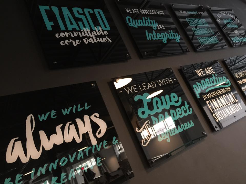 Corporate Displays - littlerockprinting