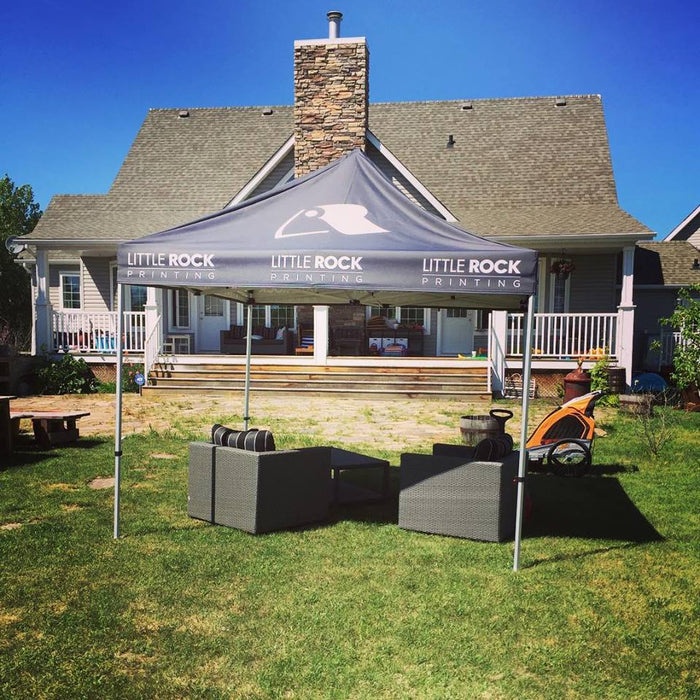 Event Tent (10x10') - littlerockprinting