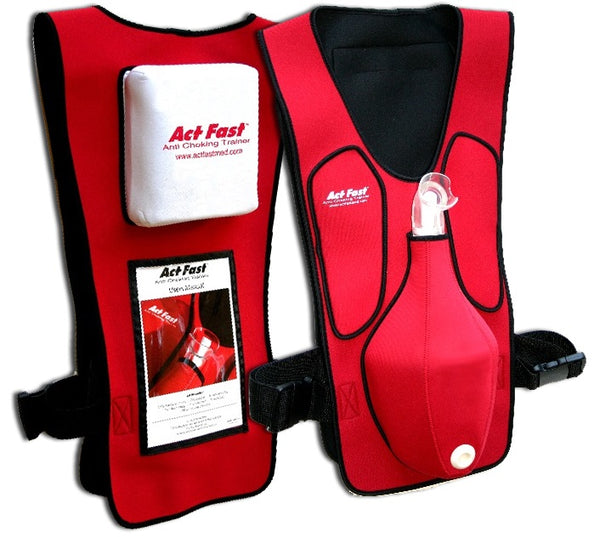 Fast Choking Trainer - Red