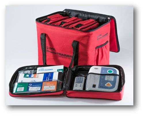 Universal AED Trainer - 4 Pack