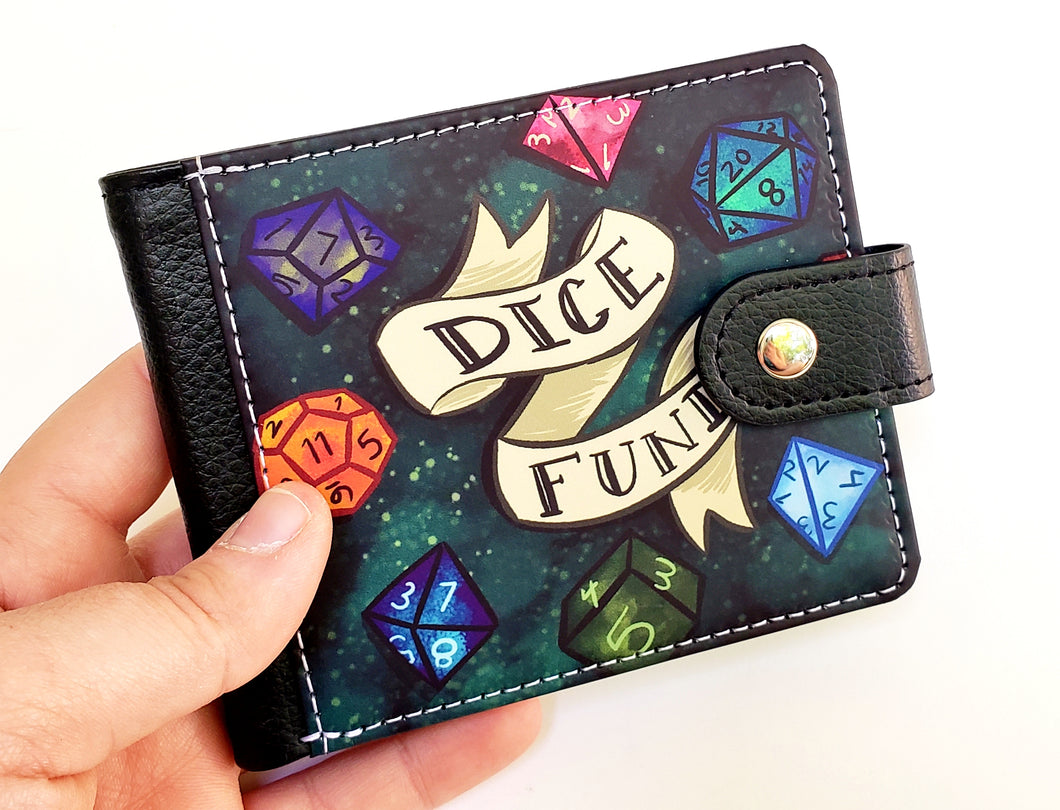 Dice Fund Wallet