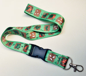 SALE - Farming Lanyard