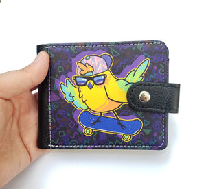 Rad Bird Wallet
