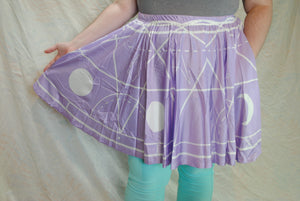 Angel Summoning Skirt With Pockets