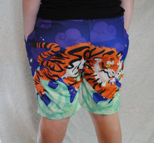 Blazing Tiger Shorts