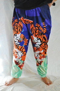 Blazing Tiger Jogger Pants