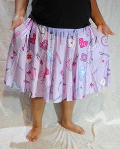 Good Medicine Skirt With Pockets
