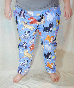 Puppy Dog Jogger Pants