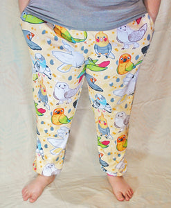 Pet Birds Jogger Pants