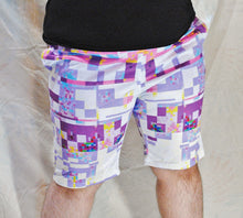 SALE - Glitchy Shorts