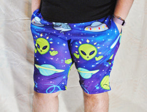 SALE - Alien Shorts