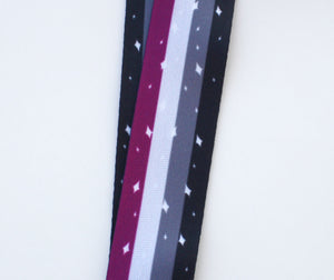 Ace Sparkle Pride Lanyard