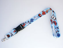 Birds of Prey Lanyard