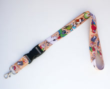 Pet Birds Lanyard