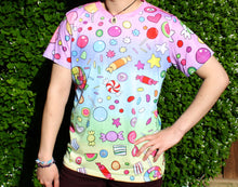 SALE Rainbow Candy T-shirt