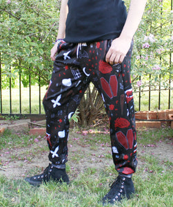 Vampire Night Jogger Pants