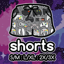 SALE - Game Controller Shorts