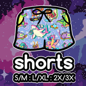 SALE - 90s Critters Shorts