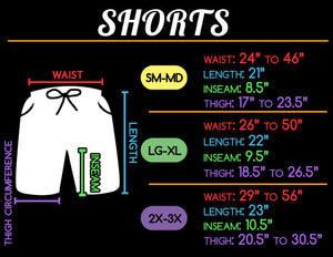 SALE - Midnight Shorts (Version 1)