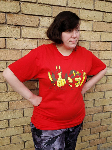 SALE - Fry Dragon Adventurers Graphic T-shirt