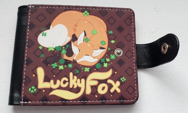 Lucky Fox Wallet