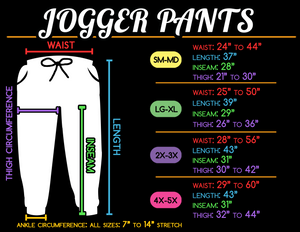 90s Critters Jogger Pants