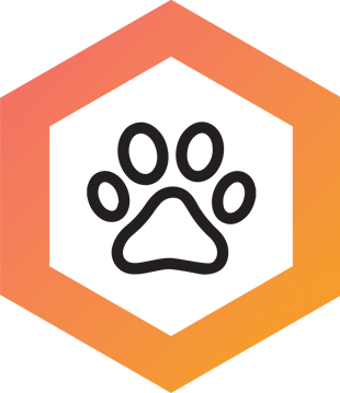 GingiShield Paw Icon