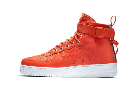 """Team orange"" Nike SF1 mid"
