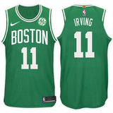"Celtics #11 Kyrie Irving"" road Jersey"