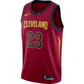 LeBron James Nike Swingman Jersey
