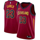 "CAVS ""#23 LeBron James"" road Jersey"