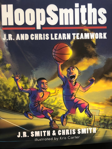 HoopSmiths J.R. and Chris Learn Teamwork
